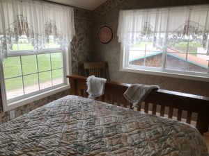 The windows in Bob's Room.